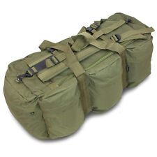 NEW 100L Military Army Hunting Travel Kit Gear Equipment Carry Bag Holdall Green