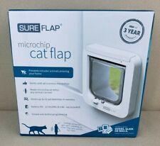 Sureflap Microchip Cat Flap Sure Flap Door Sur001 Pkg Distress