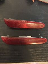JAGUAR S-TYPE SIDE MARKER LIGHT RED LH Left REAR 2000 2001 2002 S TYPE STYPE