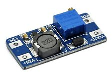 MODULO DC MINI STEP UP 2A Convertitore regolabile MT3608 alimentatore Arduino