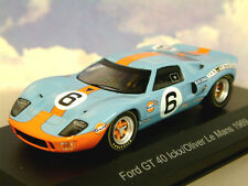 WHITEBOX DIECAST 1/43  GULF FORD GT40 GT 40 #6 WINNER LE MANS 1969 ICKX/OLIVER