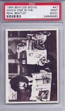 1964 Topps Beatles Movie # 47 Which One is the Real Beatle? MINT PSA 9 OC