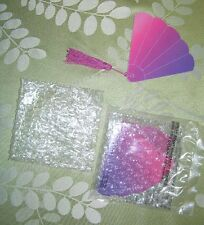 Mini Nail Files ~>2 Pkgs Manicure AVON BREAK APART Emery Boards Gifts New!