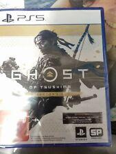 Sony ps5 ghost of tsushima director's cut un bespielt origina verpackt