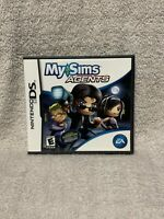 Complete My Sims Agents for Nintendo DS