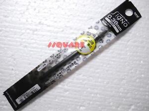 12 x Uni-Ball Signo UMR-1 0.38mm Roller Ball Pen Refills for UM-151, Black