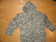 US ARMY GORETEX PARKA X-LARGE LONG ACU UCP COAT JACKET UNIFORM XL ECWCS APECS b2