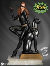 CATWOMAN MAQUETTE DIORAMA TWEETERHEAD BATMAN 1966 RUBY STATUE (FACTORY SEALED)