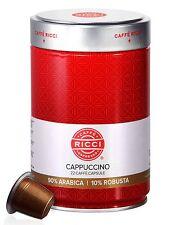 Caffè Ricci Nespresso Compatible Capsules - Cappuccino (22 capsules)