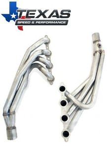 "2004-2006 Pontiac GTO LS1 LS2 Texas Speed 1-3/4"" Stainless Long Tube Headers"