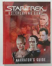 Star Trek RPG - Narrator's Guide (2002) (NM)