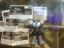 Transformers Prime Arms Micron Darkness Megatron AM-15 w/ Hades & Gora2 COMPLETE