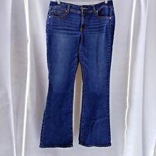 American Eagle KICK BOOT Jeans sz 14 Distressed