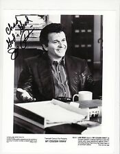 JOE PESCI MY COUSIN VINNY PERSONALIZED  AUTOGRAPHED PHOTO
