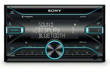 Sony DSX-B700 Double Din Digital Media Receiver Car Stereo Radio with SiriusXM