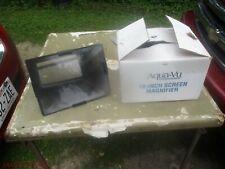 Aqua-Vu 10-inch Magnifier for Underwater Camera Monitors by Z-Mag IN BOX