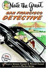 Nate the Great, San Francisco Detective: By Sharmat, Mitchell, Sharmat, Marjo...