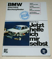 Reparaturanleitung BMW 320 / 323i - E21 - 6-Zylinder - bis November 1982!