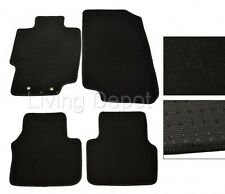 Fit For 2004-2008 Acura TL 4Dr Floor Mats Carpet Front & Rear Nylon Black 4PC