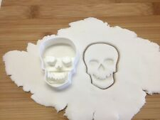 Halloween Cookie Cutter Skull Biscuit, Pastry, Fondant Cutter