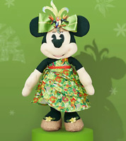 Disney Store Minnie Mouse the Main Attraction Soft Toy ✨5 of 12 Enchanted Tiki