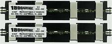 8GB (2X4GB) DDR2 6400 800MHz MEMORY FOR APPLE MAC PRO GEN 3.1 MA970LL/A