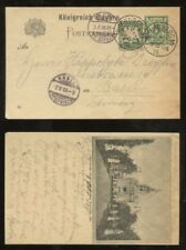 Victorian (1840-1901) German & Colonies Cover Stamps
