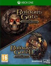 Baldur's Gate: Enhanced Edition and Baldur's Gate II: Enhanced Edition (Xbox