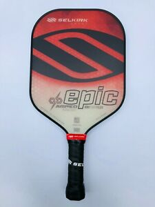 Selkirk Sport Pickleball Paddle Epic AMPED Midweight Red Factory 2nd