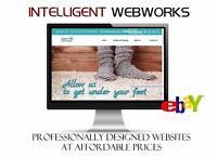 Best Quality Bespoke Professional Website Design for Personal or Business, UK