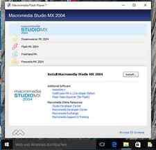 Adobe macromedia  Freehand 2002+Flash 2004+Dreamweaver 2004+Fireworks 2004 MwSt