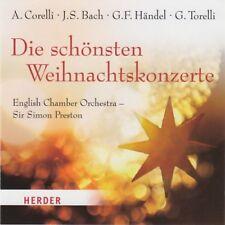 Die Schönsten Weihnachtskonzerte (Sir Simon Preston) CD