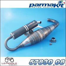 57830.08 Silencer Exhaust PARMAKIT Gp One Track Piaggio NRG MC3 DD 50 2T LC