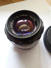 NIKON NIKKOR 50mm F/1.4 + PARE SOLEIL