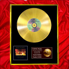 DEEP PURPLE MADE IN JAPAN CD GOLD DISC FREE P+P!