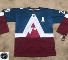Nathan MacKinnon Colorado Avalanche Alternate Edition Herren Hockey NHL Trikot