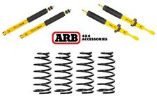 ARB Old Man EMU Front +Rear Shock Absorbers +Coil Springs Set For Toyota 4Runner