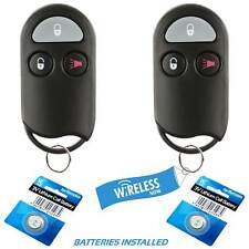 2 Car Key Fob Keyless Entry Remote For 1995 1996 1997 1998 Nissan 240SX 240 SX