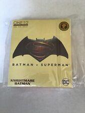 mezco one:12 Nightmare Batman Batman V Superman mint in box *RARE*