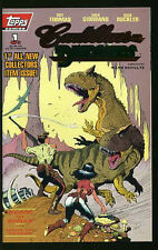 CADILLACS AND DINOSAURS #1-3 NEAR MINT COMPLETE SET 1994 TOPPS COMICS