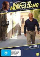 Inspector Montalbano : Vol 6 (DVD, 2013, 2-Disc Set)
