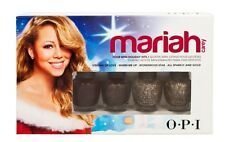 OPI Nail Polish Mariah Carey Holiday Collection Minis