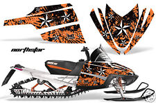 AMR SLED STICKER DECAL WRAP KIT M8 M7 ARCTIC CAT M SERIES CROSSFIRE GRAPHICS STR
