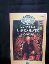 COUNTRY KITCHEN - MY SPECIAL CHOCOLATE COOKBOOK - RAY RAMSAY - MINI
