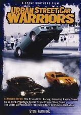 Urban Street Car Warriors (DVD, 2006) *NEW & SEALED*