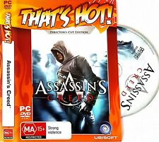 Assassin's Creed Director's Cut Edition PC Game Assassins Directors