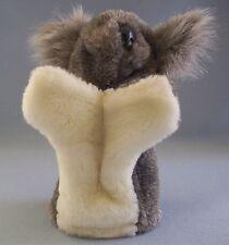 "Koala Hand Puppet Jozzies Made In Sydney Australia Grey White Bear Mammal 10"""