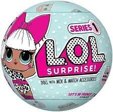 L.O.L. Surprise - Series 1 Big Sister 7 Layers Blue Ball - LOL MGA Original 100%