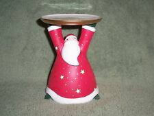 Partylite Holiday Cheer Pillar Holder - Holiday!