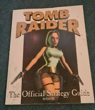 Tomb Raider 1 / Playstation 1 / Lösungsbuch Official Strategy Guide / Englisch